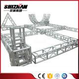 Sistema del braguero del soporte de tierra de la fuente de la fábrica