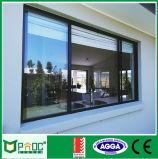 Окно конструкции решетки Pnoc015slw сползая