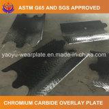 Cco ha appoggiato il piatto d'acciaio resistente all'uso