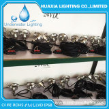 IP68 316 Edelstahl vertieftes LED Unterwasserpool-Licht