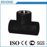 conducto plástico del SDR 9 del tubo del HDPE del agua de la talla de 110m m