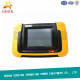 Analisador trifásico digital multi-function portátil da qualidade da potência do cabo (ZXDN-3561)