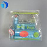 Zakken van het Achterschip van de Hond van de T-shirt van de Prijs van de fabriek de Biologisch afbreekbare met Handvat