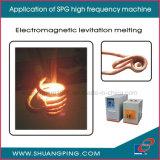 machine à haute fréquence Spg400K2-20 de chauffage par induction de 20kw 200-500kHz