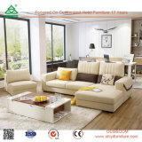 Tappezzeria domestica di legno dei tessuti del sofà del salone della mobilia di stile antico