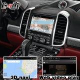 Sistema di percorso Android di GPS per l'interfaccia del video del PCM 3.1 della Porsche Caienna
