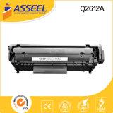 Nuova cartuccia di toner compatibile del laser Q2612A per l'HP