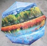 Parapluie Ymbarel de bâton de marche de Wellpii