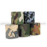 軍ハンチングアクセサリのCamoの粘着テープ(GNHT01)