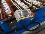Roulis en acier de 750 couleurs formant la machine