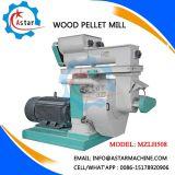 機械を作る容量2t/Hの生物量のおがくずの木製の餌