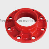 Flange Grooved Adaptor-Pn16 do ferro Ductile padrão da aprovaçã0 de FM/UL/Ce
