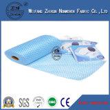 Tissu non tissé personnalisable de Spunlace pour le tissu de chiffon