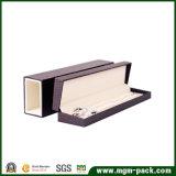 Kundenspezifische Luxuxverpackungs-Plastikschmucksache-Kasten