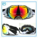 Wholesale Square General Photochromic Anti Shock Skiing Goggles