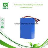 36V 15ah het Li-IonenPak van de Batterij elektro-fiets-Akku met BMS, Lader