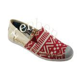 熱く新しいデザイン人のズック靴