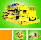 Генератор природного газа LPG электростанции CHP Cchp 1 MW