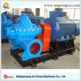 Pompe aspirante fendue de double de pompe à eau d'enveloppe de grande capacité