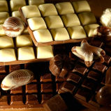 قدم دوّاسة شوكولاطة يليّن [موولد] آلة