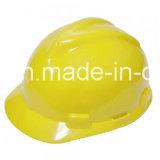 Casco de seguridad industrial ajustable de construcción del sombrero protector del Ce En397 HDPE/ABS