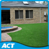 Relvado sintético durável para a grama artificial L40-C do jardim
