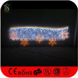 クリスマスの屋外の使用LEDの通りの装飾ライト