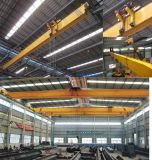 Populäres Steel Structure Roof Traveling Monorail Cranes für Lifting Work