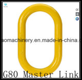 Elo principal forjado Gyr003 de aço de liga G80