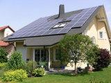 Qualidade de Alemanha no sistema de energia solar da grade