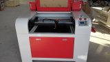 Engraver ad alta velocità 6090 dello spruzzo del laser 80W sul contenitore di monili