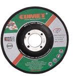 Roue déprimée de coupe en Y pour l'abrasif (115X3.2X22.2) en pierre avec des certificats de MPA