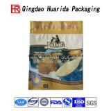 La mejor bolsos plásticos impresos del alimento del bolso del precio aduana