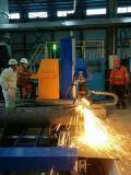 Cortadora completamente automática de la intersección del tubo del CNC con la antorcha del plasma y de la llama