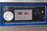 Emballage de vide de double chambre d'acier inoxydable/machine de conditionnement complètement automatiques personnalisés