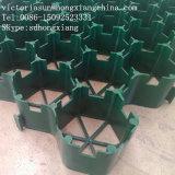 De plastic Betonmolen van het Gras voor Parkeerterrein