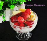 Il gelato privo di piombo trasparente di 100% ispessisce la cristalleria Sx-007 della ciotola di vetro