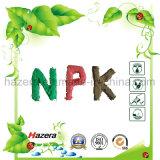 água de 32-6-13+Te NPK - fertilizante solúvel com verde e proteção ambiental
