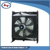 Dv11-1: De Radiator van het Aluminium van het water voor Dieselmotor