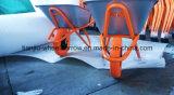 Riga della barra di rotella galvanizzata resistente di modello della Russia (Wb6418)