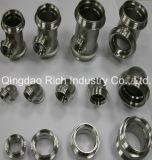 Часть бросания стальной отливки CNC нержавеющей стали высокого качества подвергая механической обработке