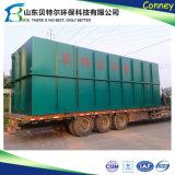 Installation de traitement d'eaux d'égout de Mbr, constructeur de STP Chine