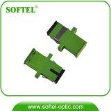 Adattatore ottico della fibra di singolo modo Sc/APC di Simpex