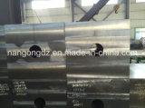 4340 forjou o bloco de aço para a peça de maquinaria