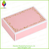 Специальная картонная коробка Pape с цветком штемпелевать золота