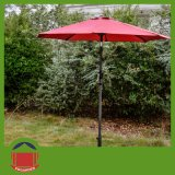 Im Freiengarten-Patio-Regenschirm