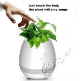 High-Tech de Slimme Pot van de Bloem van de Muziek van de Aanraking met Spreker Bluetooth en LEIDEN Licht
