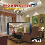 WiFi Camera P2p Detector de fumaça Wireless IP Camera DVR Digital Video Recorder Monitor