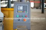 Frein hydraulique de presse de commande numérique par ordinateur de Wc67y-160t/3200mm, frein de presse à vendre, petit frein de presse avec E21