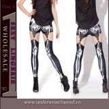 Mode Sexy Legging Jean Impression Spandex pour Lady
